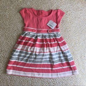NWT Gymboree Girls Cotton Dress Toddler 2T